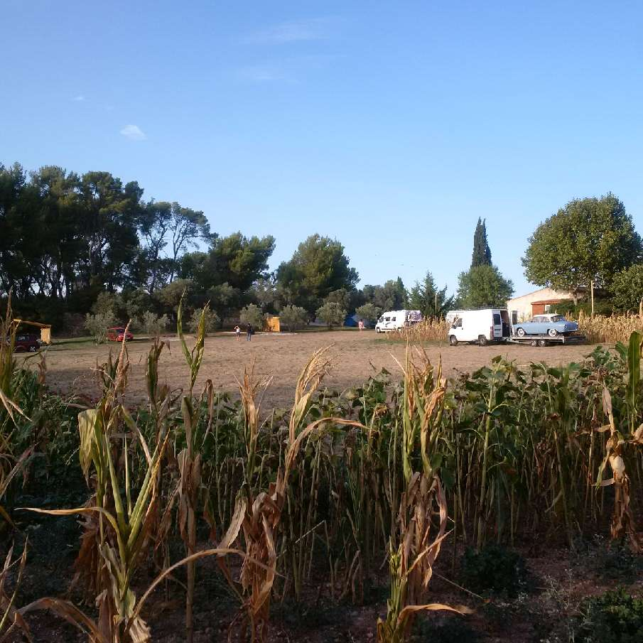 Aire camping-car à Aix-en-Provence (13080-13090-13100-13290-13540) - Photo 5